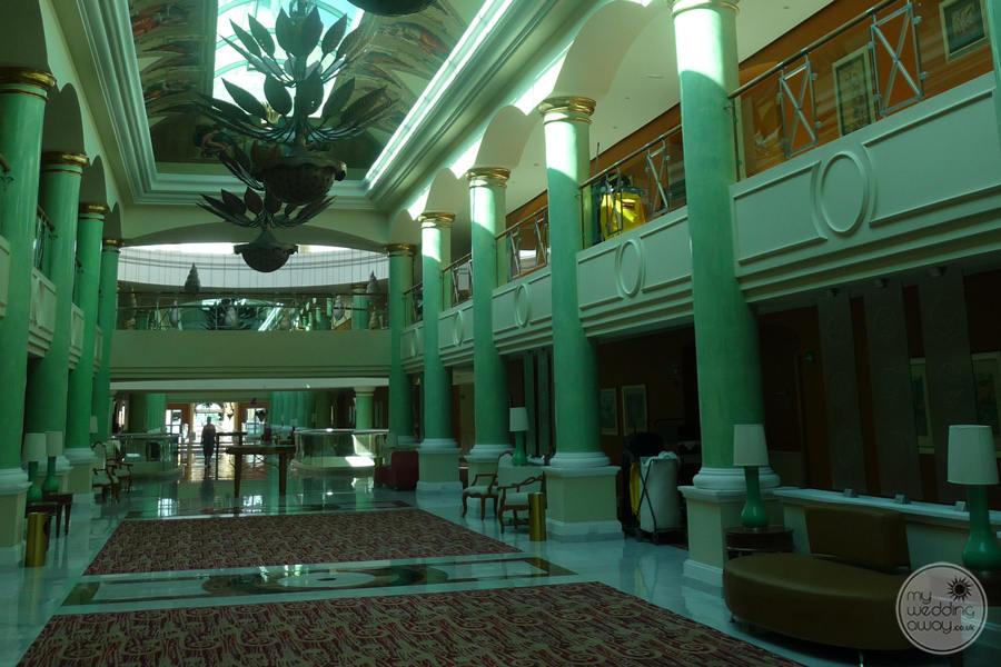 Iberostar Grand Hotel Paraiso Lobby View