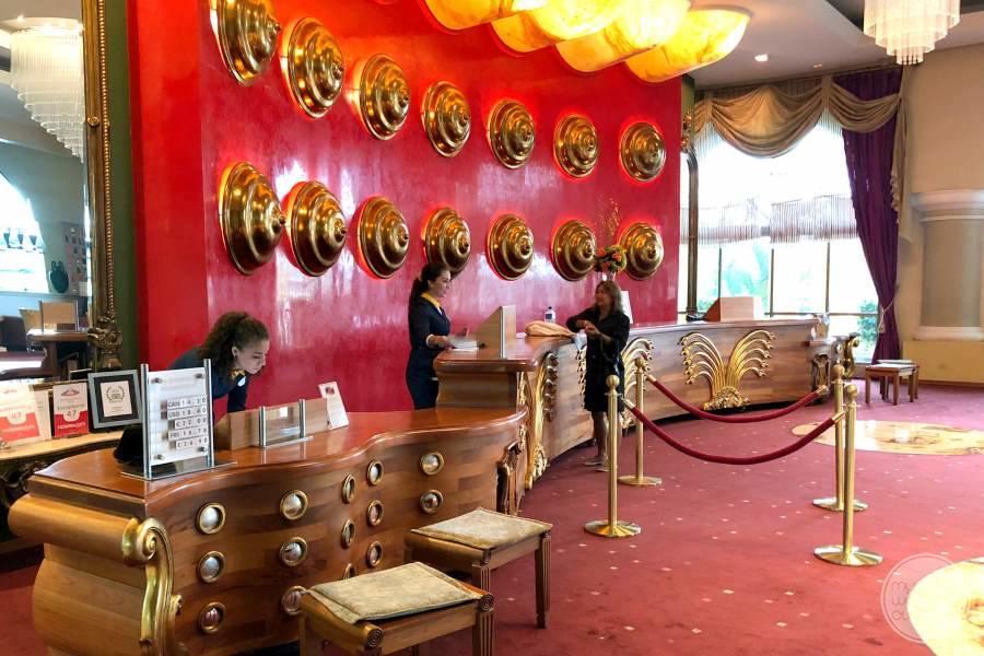 Iberostar Grand Hotel Paraiso Lobby