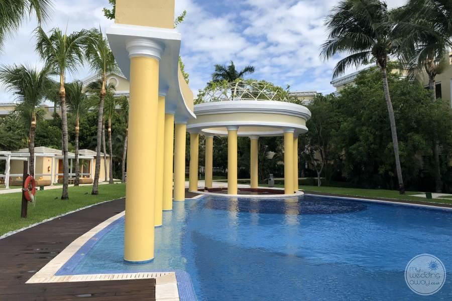 Iberostar Grand Hotel Paraiso Pool Area