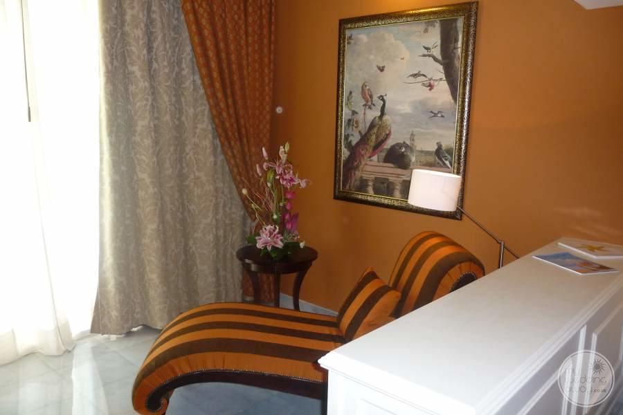 Iberostar Grand Hotel Paraiso Room Seating