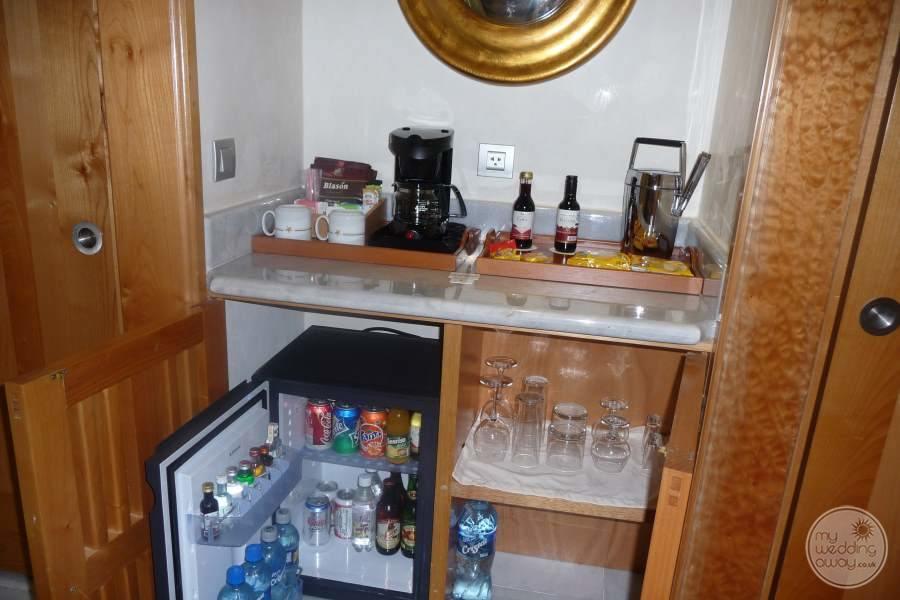 Iberostar Grand Hotel Paraiso in Room Bar