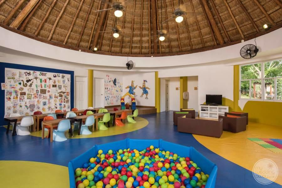 Iberostar Paraiso Beach Childrens Play Area