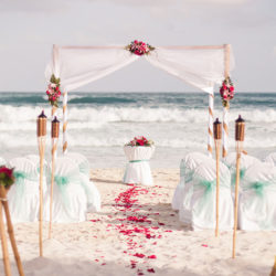 Iberostar Paraiso Beach Wedding Venue