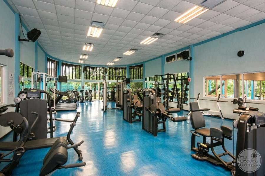 Iberostar Paraiso Beach Fitness Club