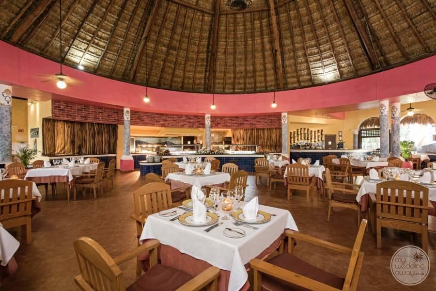 Iberostar Paraiso Beach Restaurant