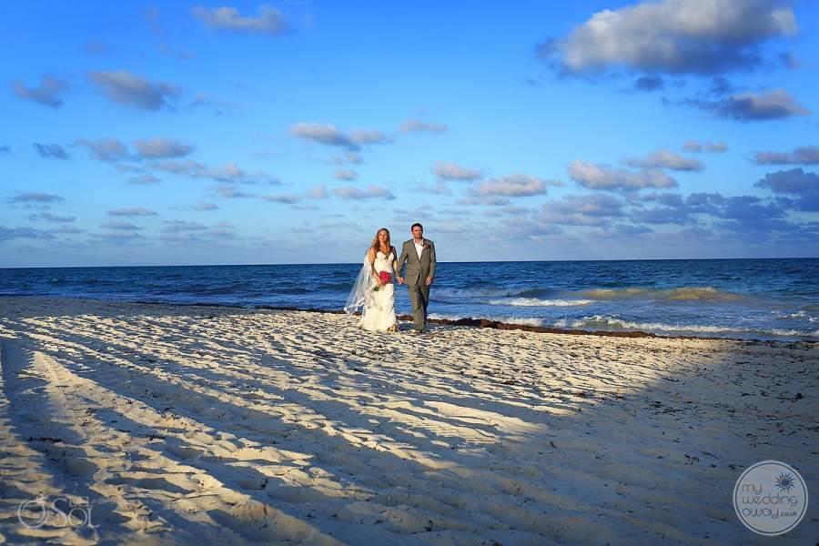 Iberostar Paraiso Beach Sandy Beach