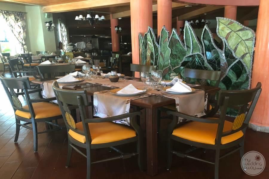 Iberostar Paraiso Del Mar Dining