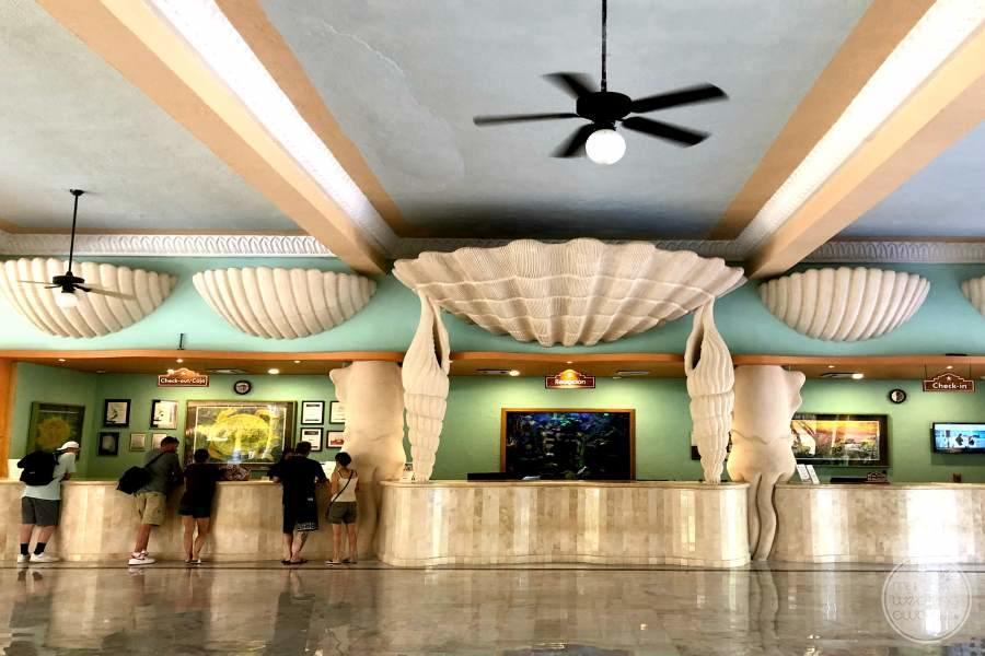 Iberostar Paraiso Del Mar Lobby Reception