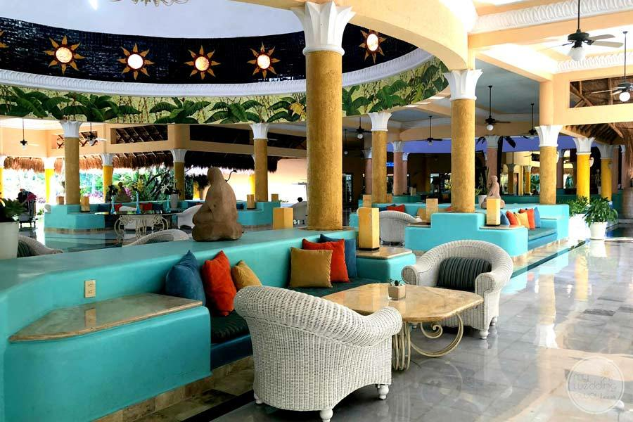 Iberostar Paraiso Del Mar Lounge Seating