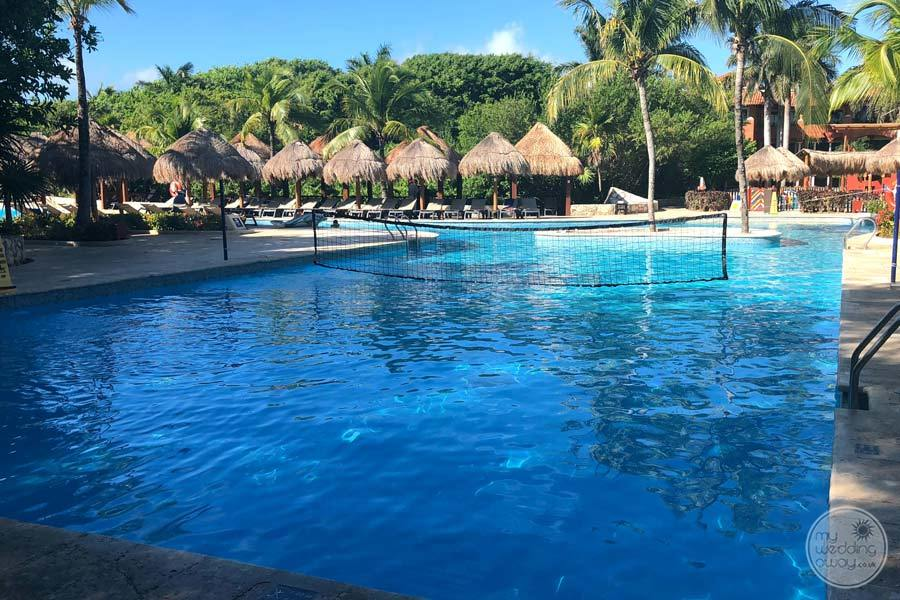 Iberostar Paraiso Del Mar Pool