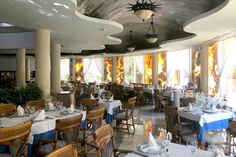 Iberostar Paraiso Del Mar Restaurant Dining