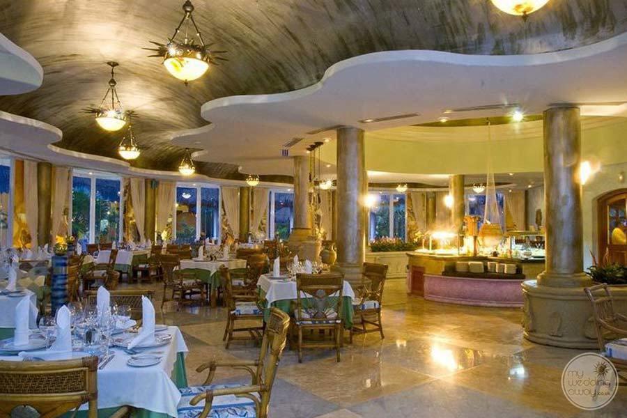 Iberostar Paraiso Del Mar Restaurant