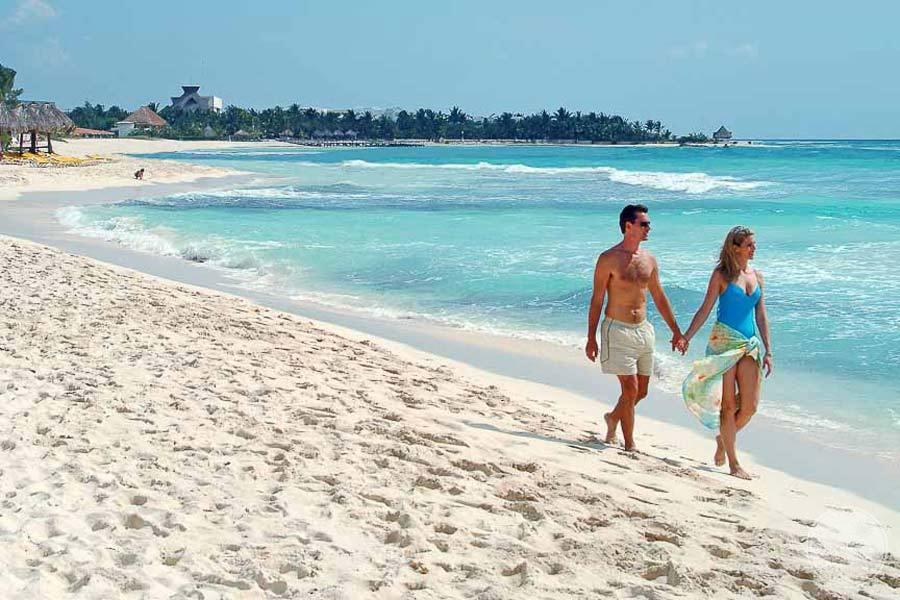 Iberostar Paraiso Del Mar Sandy Beach