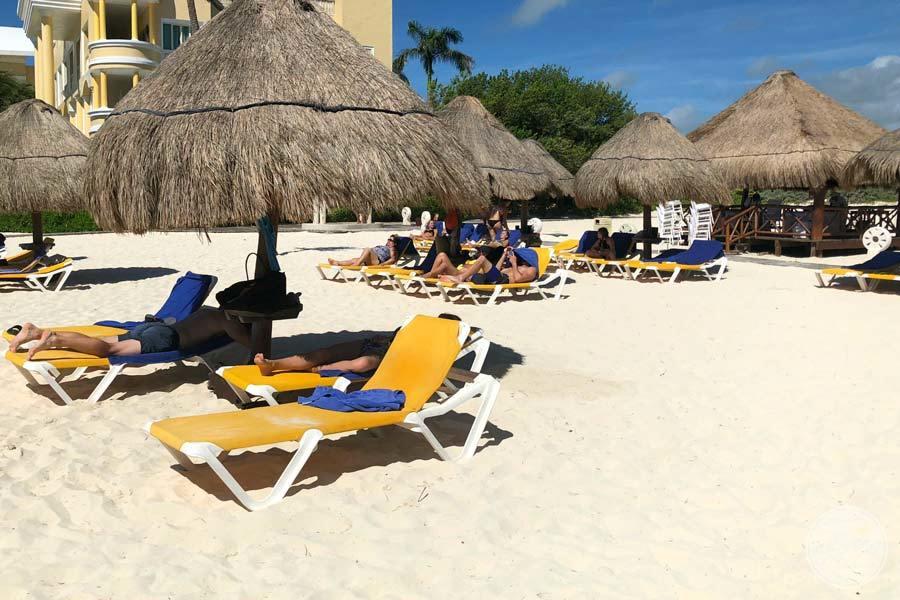 Iberostar Paraiso Lindo Beach Area