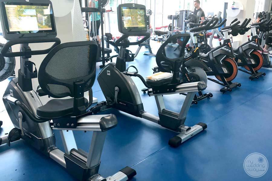 Iberostar Paraiso Lindo Fitness Club