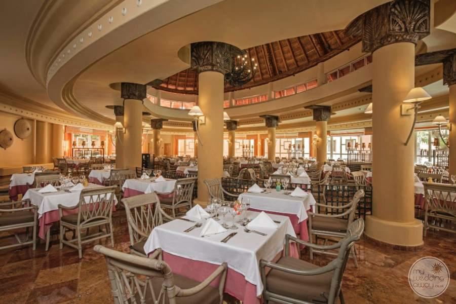 Iberostar Paraiso Lindo Restaurant Dining