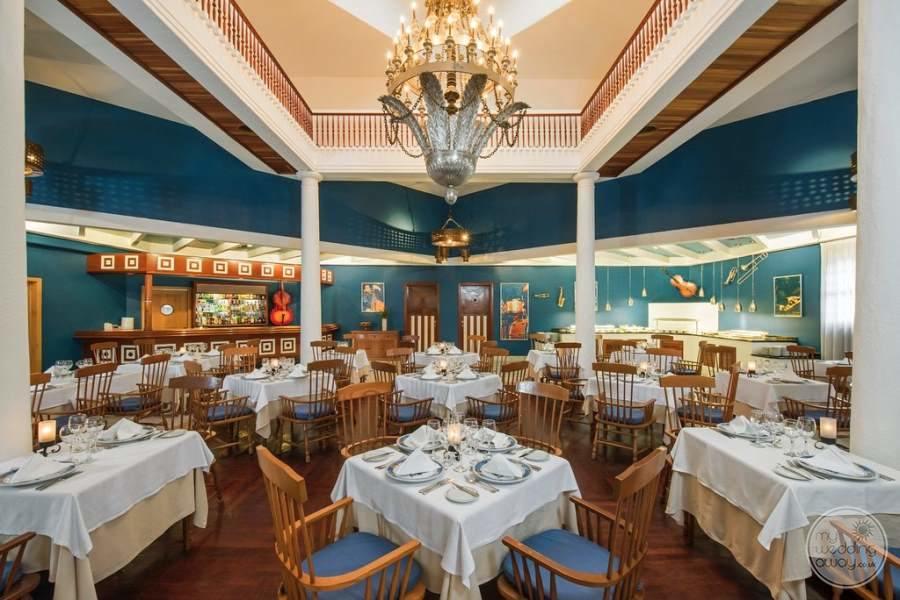 Iberostar Paraiso Lindo Restaurant