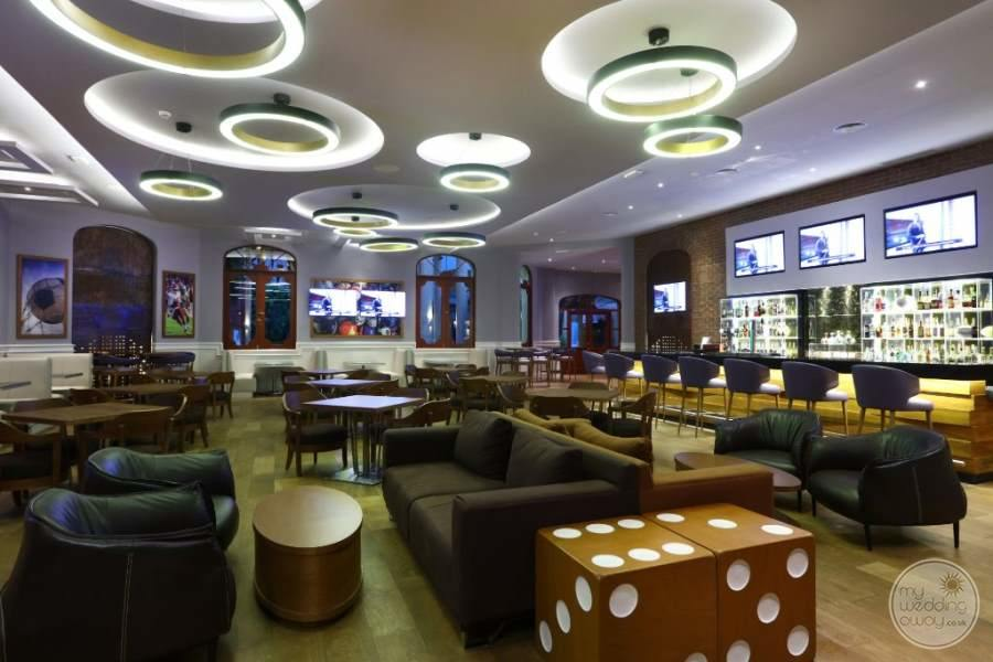 Iberostar Paraiso Lindo Sports Bar