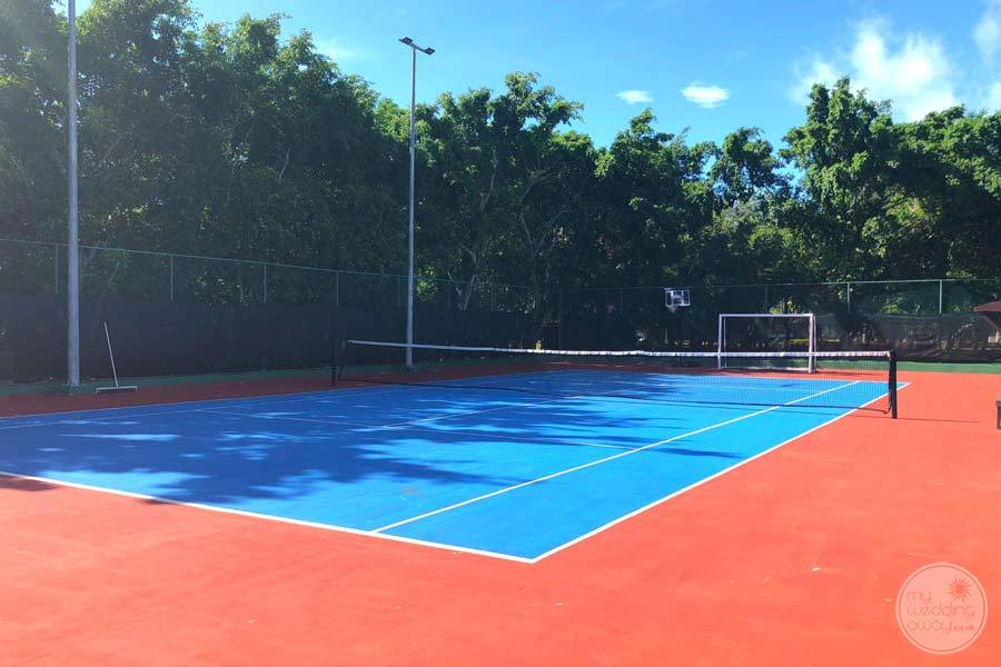 Iberostar Paraiso Lindo Tennis Court