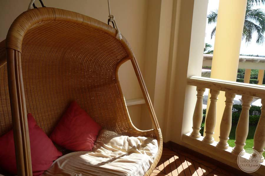Iberostar Paraiso Maya Balcony Seating