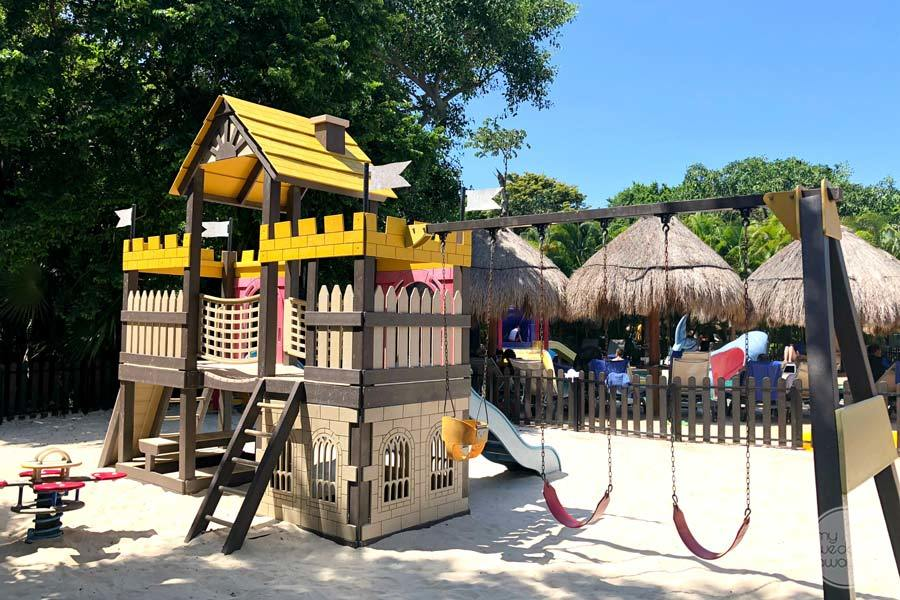 Iberostar Paraiso Maya Childrens Playground