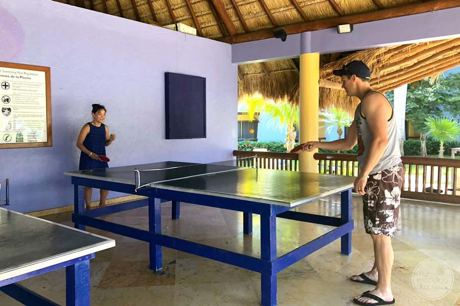 Iberostar Paraiso Maya Games Area