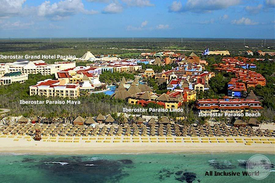Iberostar Paraiso Maya Resort View