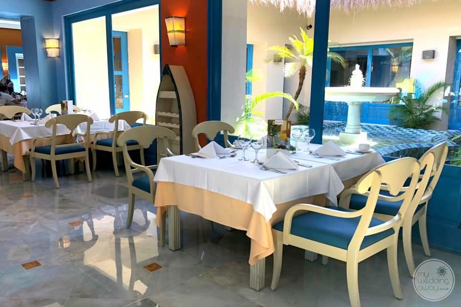 Iberostar Paraiso Maya Restaurant Area
