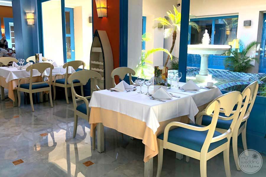 Iberostar Paraiso Maya Restaurant Dining