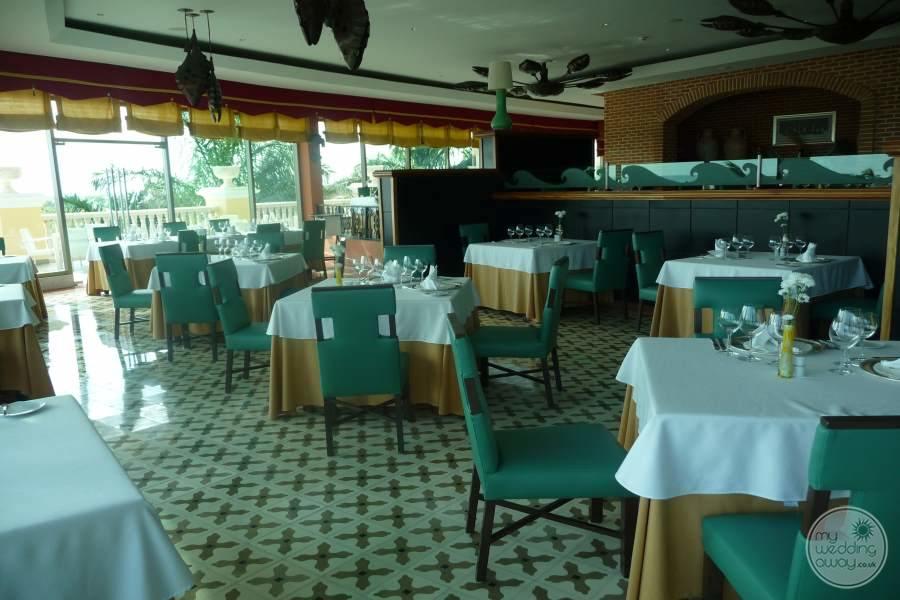 Iberostar Paraiso Maya Restaurant