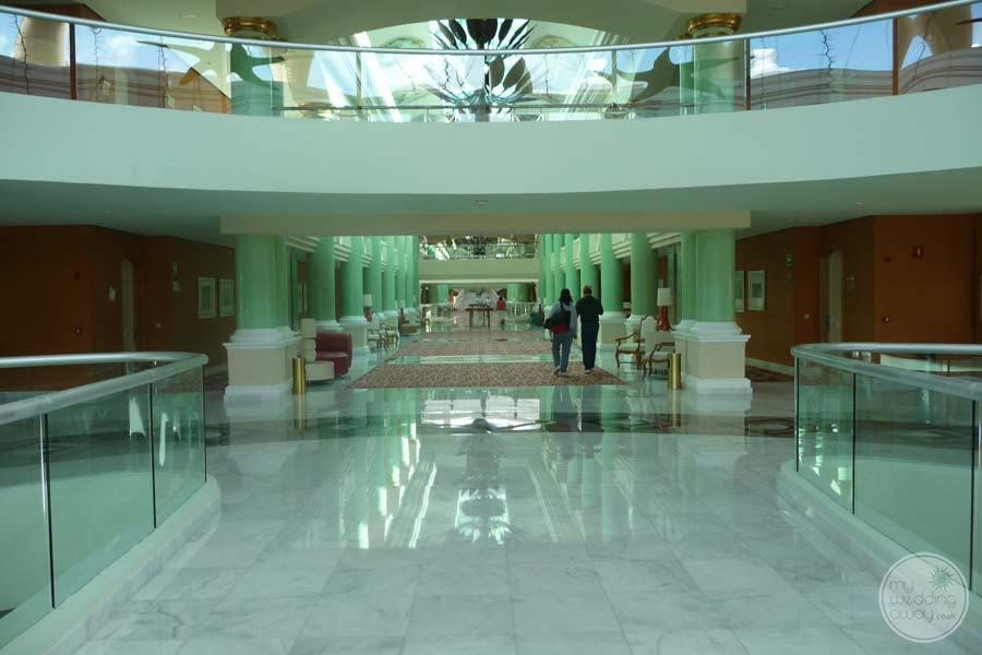 Iberostar Paraiso Maya to Lobby