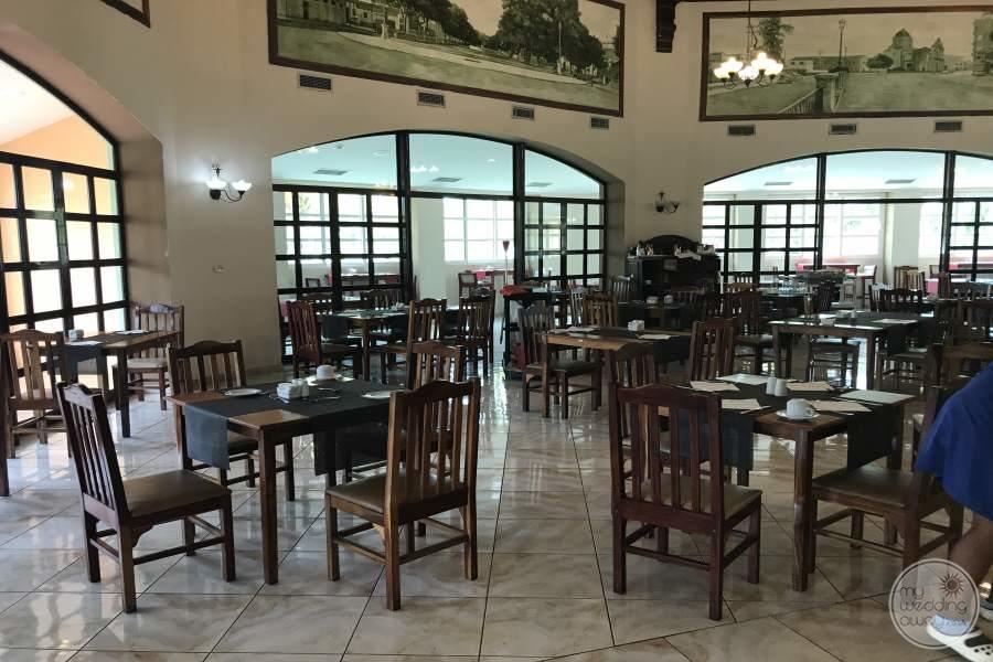 Iberostar Playa Alameda Dining Area