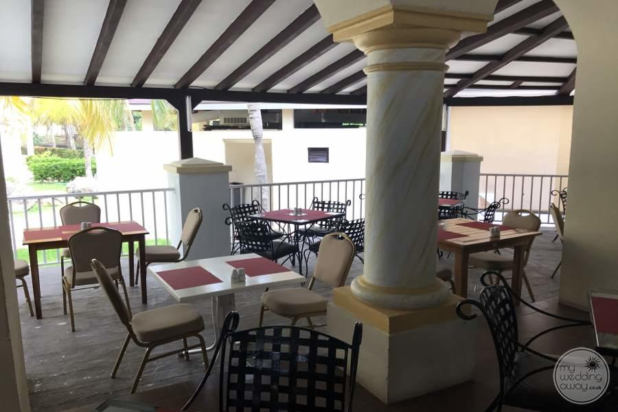Iberostar Playa Alameda Restaurant Seating