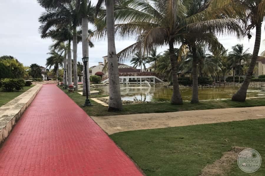 Iberostar Playa Alameda Walkway