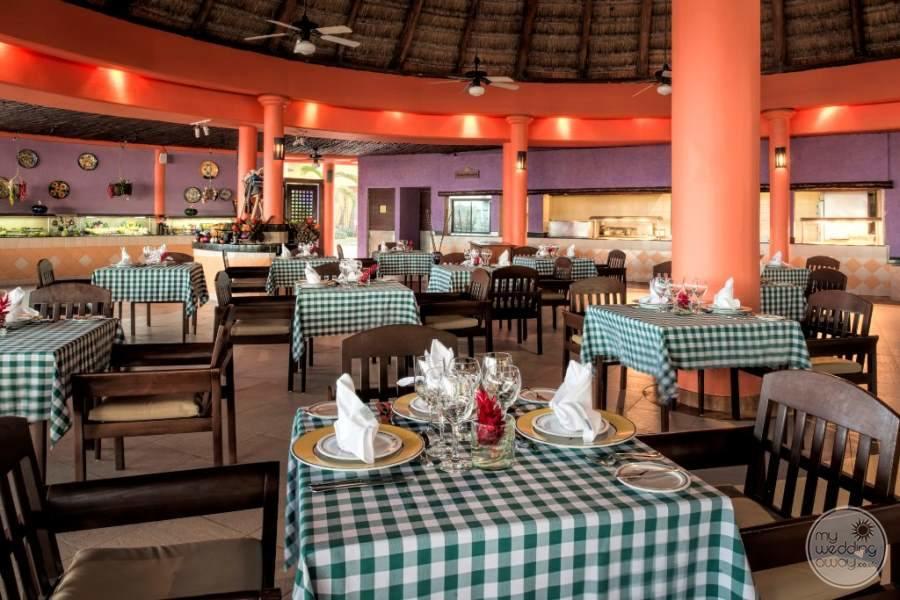 Iberostar Quetzal Casual Restaurant
