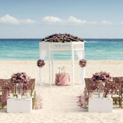Iberostar Quetzal Beach Wedding Venue