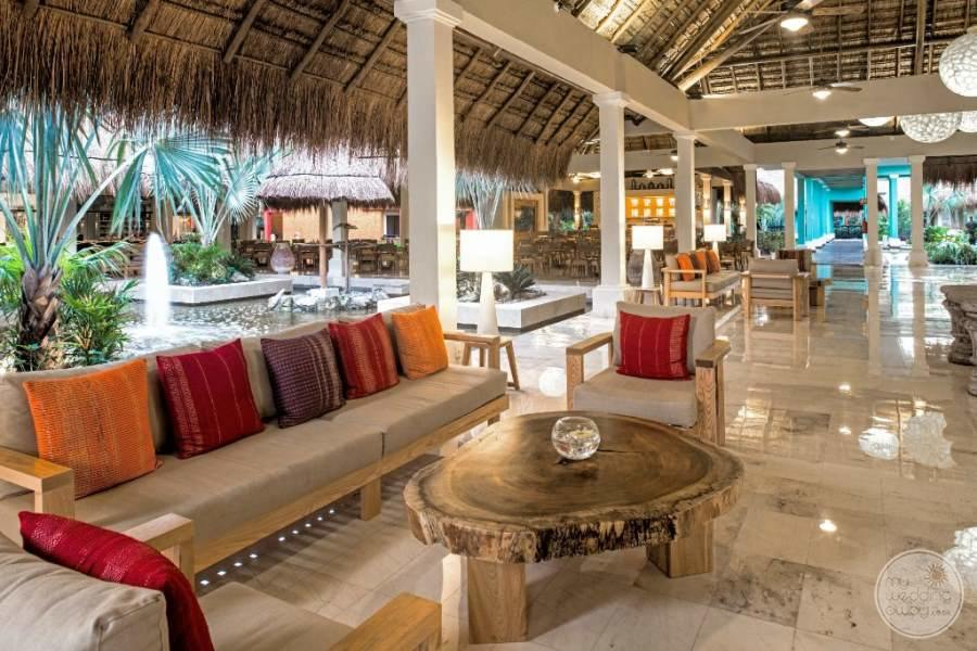Iberostar Quetzal Lounge Seating