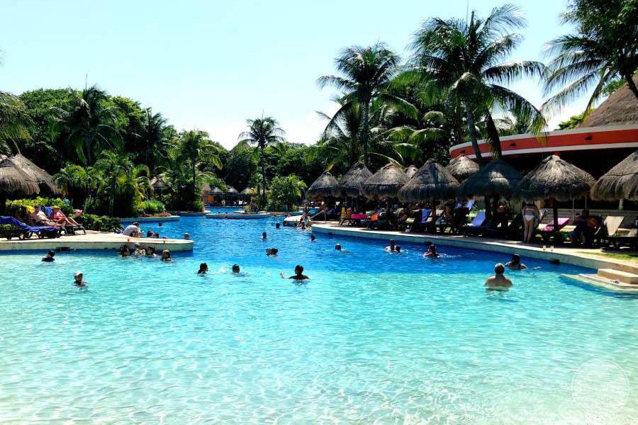 Iberostar Quetzal Main Pool