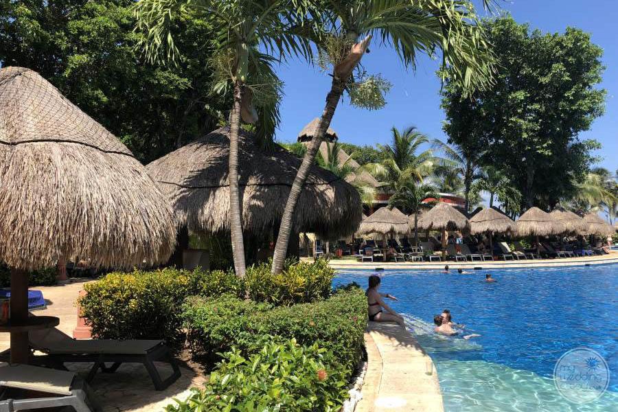 Iberostar Quetzal Pool Area
