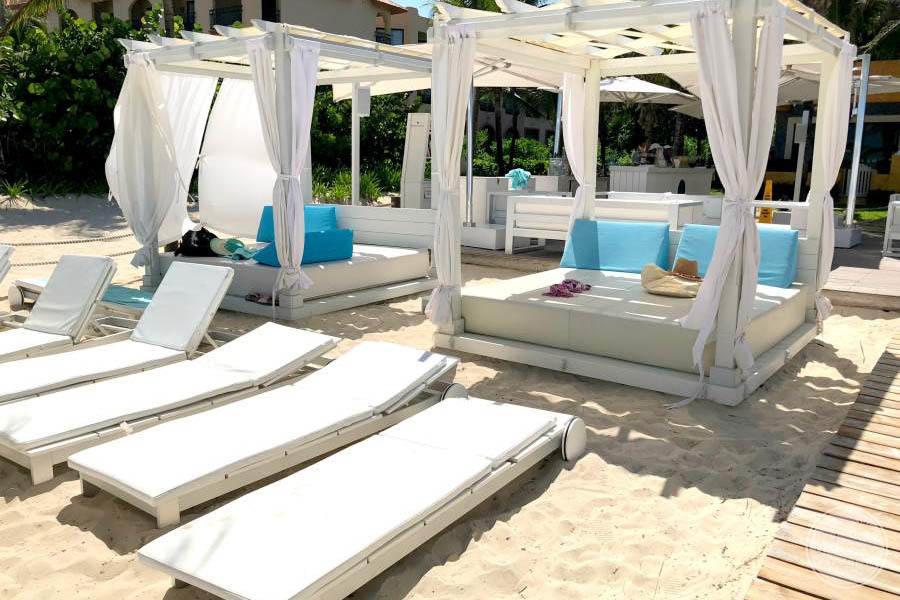 Iberostar Quetzal Sun Beds