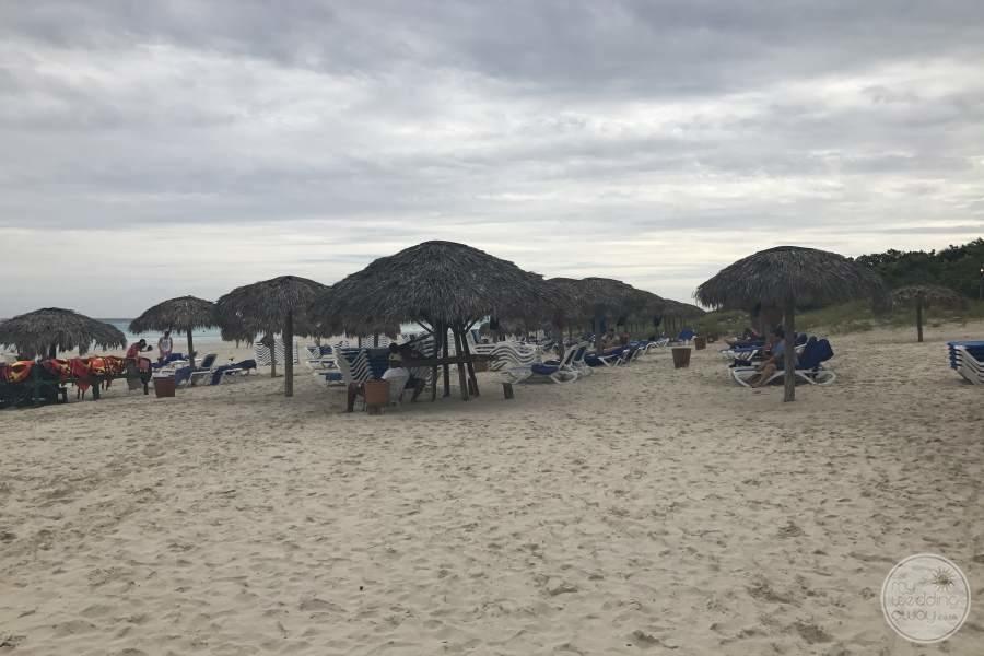 Iberostar Tainos Beach Umbrellas