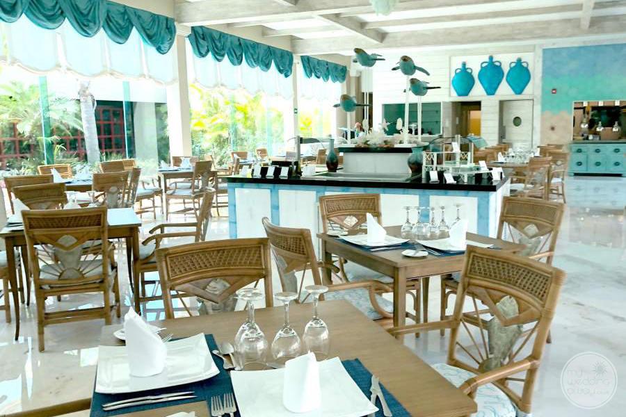 Iberostar Tucan Restaurant Area