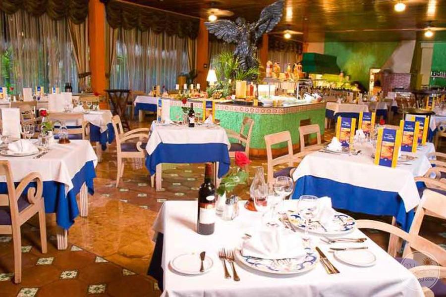 Iberostar Tucan Restaurant Dining