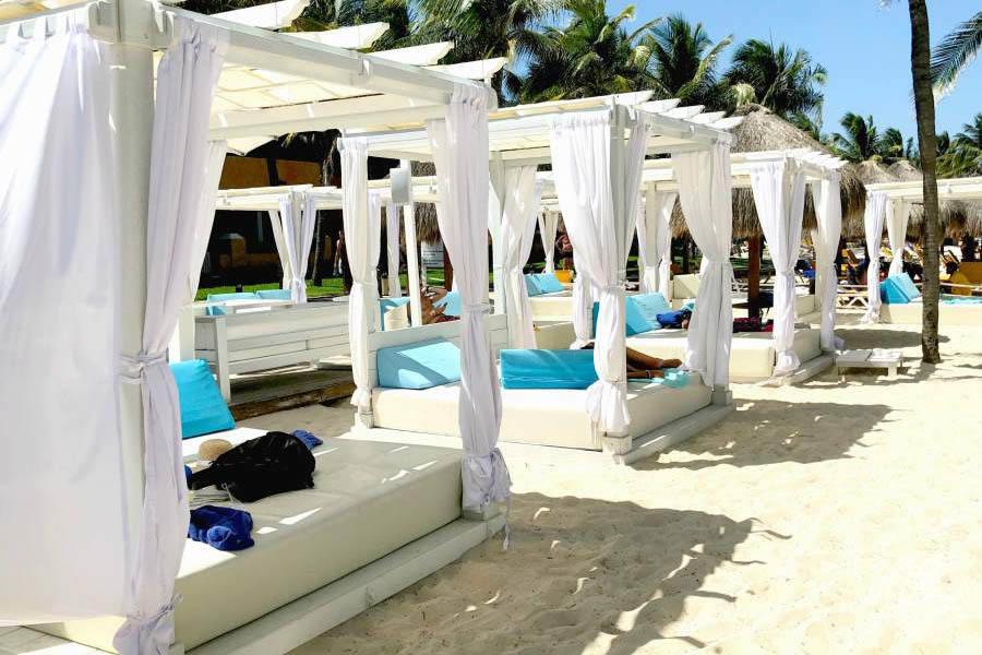 Iberostar Tucan Sun Beds