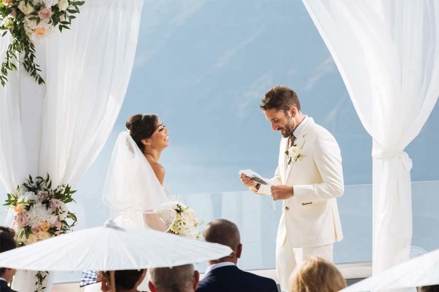 Le Ciel Bride and Groom