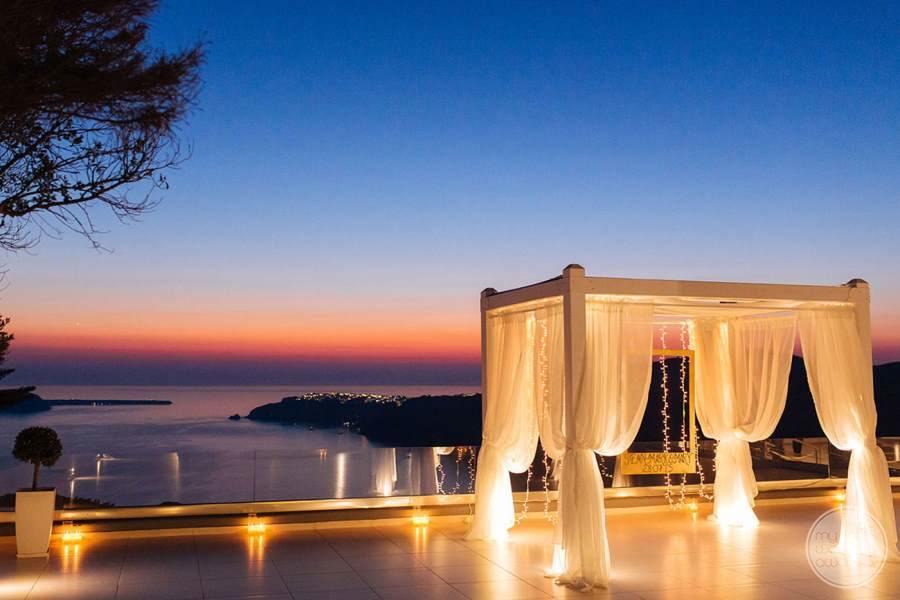 Le Ciel Evening Wedding