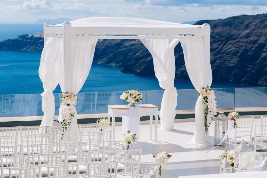 Le Ciel Terrace Wedding Venue