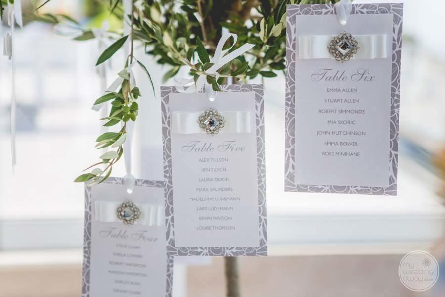 Le Ciel Wedding Accessories