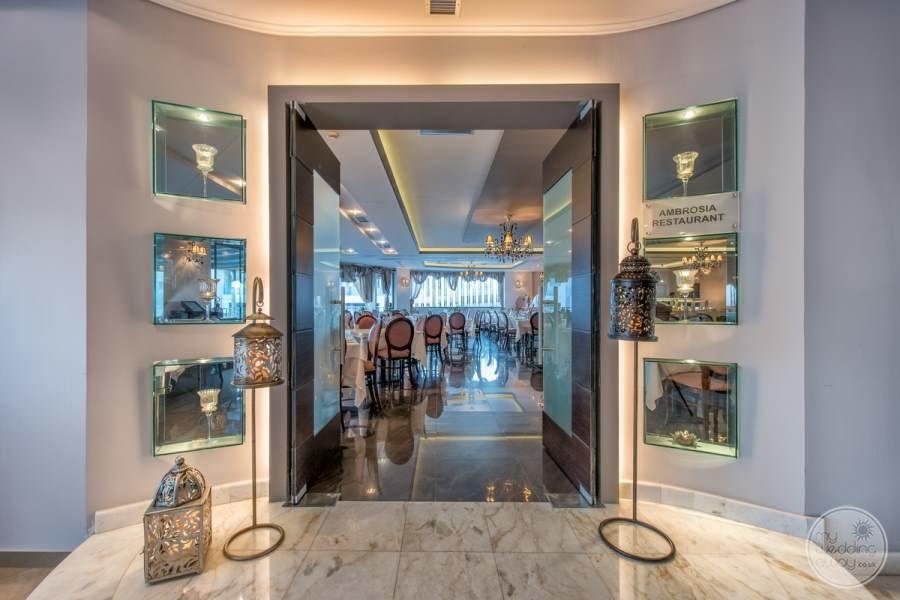 Lesante Luxury Hotel Ambrosia Restaurant