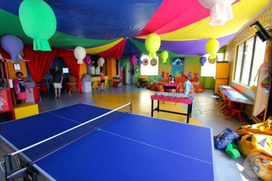 Moon Palace Children's Playroom